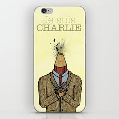 Je suis Charlie iPhone & iPod Skin
