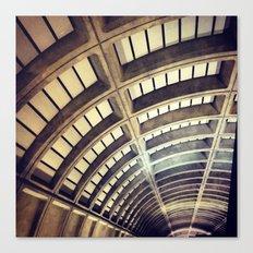 Petworth Metro (Washington, DC) Canvas Print