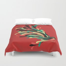 Avian Duvet Cover
