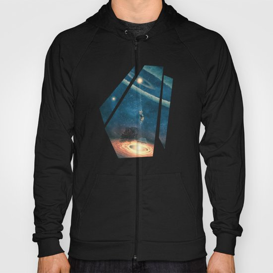 My dream house is in another galaxy Hoody