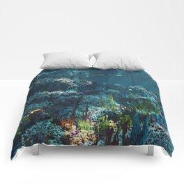 Nemo's Garden Comforters