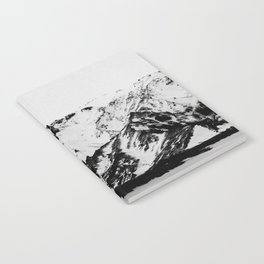 Minimalist Mountains Notebook