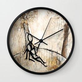 chillen Wall Clock