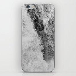 The hidden waterfall iPhone Skin