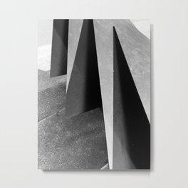 shapes and shades Metal Print