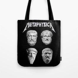 Metaphysica Tote Bag