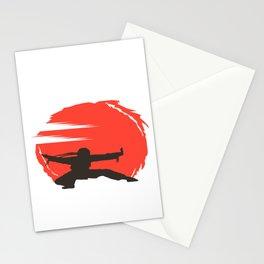 Ninja v3 Stationery Cards