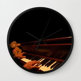 Sleepytime 2 Wall Clock