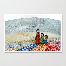 Farewell Canvas Print