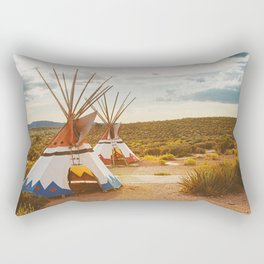 Tipi II Rectangular Pillow