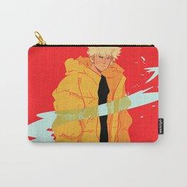 Bakugou winter coat Carry-All Pouch