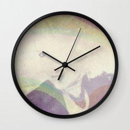 Illusory Gloom Wall Clock