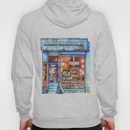 Edinburgh Bookstore Hoody