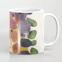 Watercolor Modern Organic Abstract Art Coffee Mug