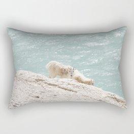 Mountain Goats Rectangular Pillow