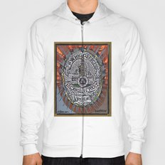 LAPD Psychic Officer  Hoody