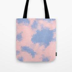 BLOSSOMS - ROSE QUARTZ / SERENITY 3 Tote Bag