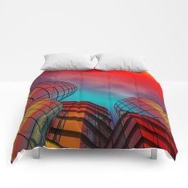 city -w4- Comforters