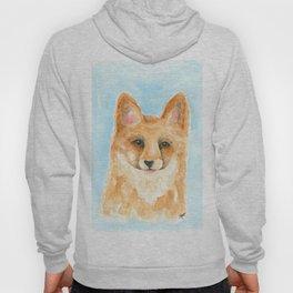Fredericka the Fox Hoody