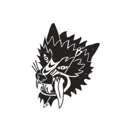 Art Print - Growlin' Wolf - Mason Denaro