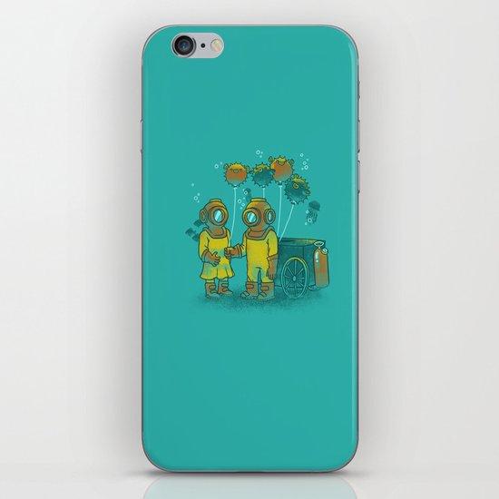 the BalloonFish Vendor iPhone & iPod Skin