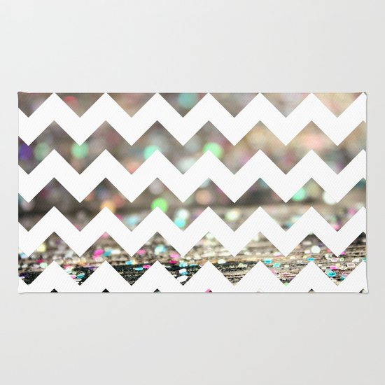 Afterparty Chevron Rug