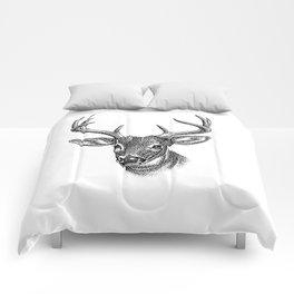 A deer 5 Comforters