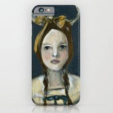 Woodland Girl iPhone 6s Slim Case