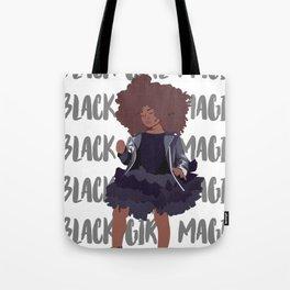 Unapologetically Black Tote Bag