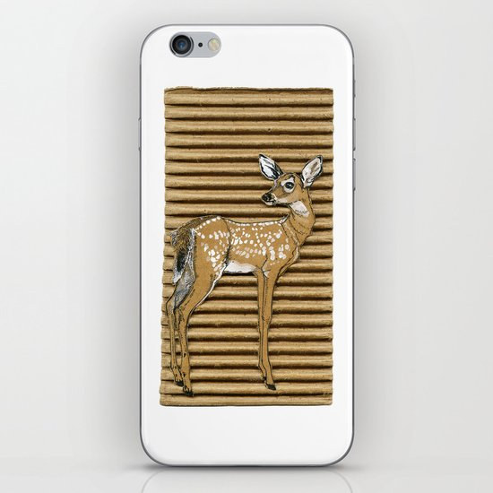 ciao cara iPhone & iPod Skin