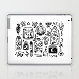 The Tiny Witch Gallery Laptop & iPad Skin