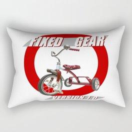Fixed Gear Version 1.0 Rectangular Pillow