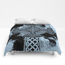 CELTIC CROSS Comforters