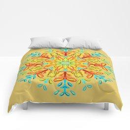 Gracias a la Vida (Ambar) Comforters