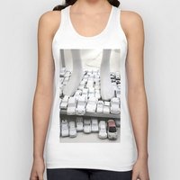 grand theft auto Tank Tops featuring auto by gaus