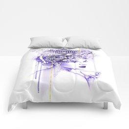 Miss Saint Petersburg Comforters
