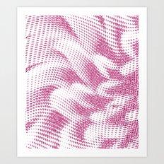Flower Whisps Art Print