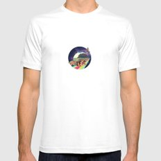 Summer Mens Fitted Tee White MEDIUM