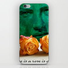 ROSE - quote iPhone & iPod Skin