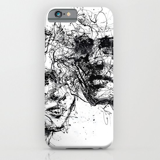 our lines, our story, it isn't a linear path iPhone & iPod Case
