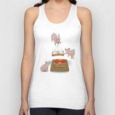 Make Me A Sandwich Unisex Tank Top
