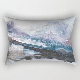 the beauty of impermanence II Rectangular Pillow