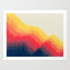 Sounds Of Distance Art Print