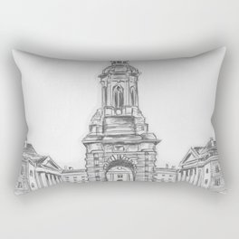 Trinity College, Dublin Rectangular Pillow