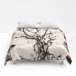 Solum I /// Tree Studies Comforters