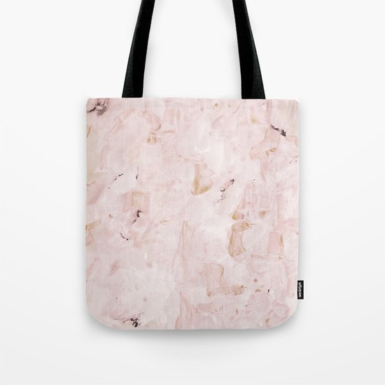 abstract-soft pink Tote Bag