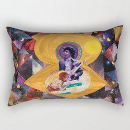 David and the Prince Rectangular Pillow