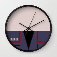 Trip - Star Trek: Enterprise minimalist - Charles Tucker the Third III - startrek Trektangles NX-1 Wall Clock