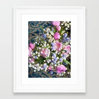 arab Framed Art Prints featuring Arab Spring by Joke Vermeer