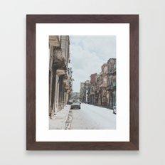 Havana I Framed Art Print